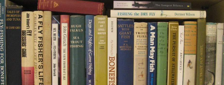 fishing library